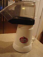 Presto Orville Redenbacher's Hot Air Popper Model # 0482107