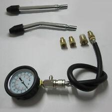 Multi-Function Gas Engine Cylinder Compression Pressure Tester Gauge Auto 1 set