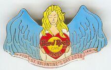 Hard Rock Cafe Kobe Valentine's Day Angel Pin 2000