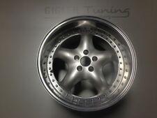 1Stk. Artec RH Edition L 2Tlg. 10x17  5x100  Et37 Silber Poliert NEU!! R110 R148