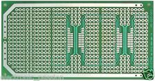 Universal SMD PCB Board Converter SO8 - SO28L to DIP8 - DIP28 107x56 mm