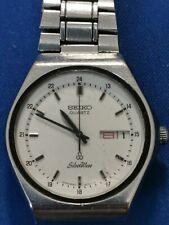 Reloj de Cuarzo Seiko De Colección JDM silverwave 8229-6040 ** 1980 **