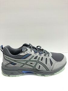 Asics Women's Gel-Venture 7, Trail Running Shoes-Gray, Size 8.5 Wide.