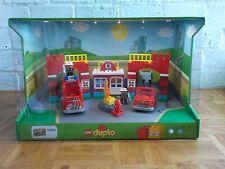 Showcase Vetrina Lego Duplo Pompieri