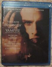 Interview with the Vampire : The Vampire Chronicles (Blu-ray, 1994, 2008) NEW