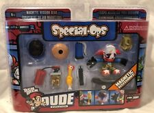 2004 X-Concepts Tech Deck Dude Evolution Series 2 Special Ops Zobo #008 Nib