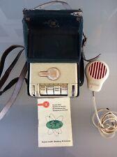 Rare Vintage MINIFON P55 PROTONA Spy Wire Recorder Made In Germany