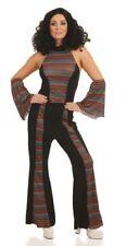 Déguisements multicolores disco pour femme