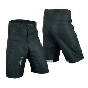 Mens Cycling MTB Shorts Off Road Bicycling Top Range Coolmax Padded Liner Shorts