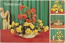 "The ""Floralier"" by Tuppercraft Tupperware Advertising Postcard 1964"