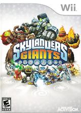 Skylanders Giants For Wii Very Good 8E