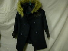 Girls' Faux Fur Coat Coats, Jackets & Snowsuits (2-16 Years) with Hooded