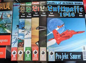 Luftwaffe 1946 Comic Book lot Ted Nomura Ben Dunn Antarctic Press FREE SHIPPING
