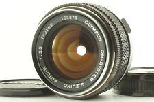 [Near Mint] Olympus OM-System G.zuiko Auto-W 21mm f3.5 MF Lens From JAPAN #106