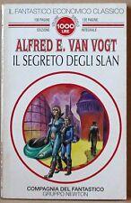 Il segreto degli slan - Van Vogt - newton - compagnia del fantastico
