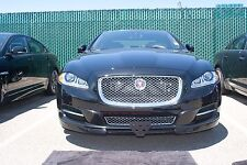 2014-2015 Jaguar XJ - Removable Front License Plate Bracket Holder