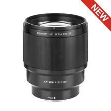 EU!! ✮ Viltrox AF 85mm f/1.8 Mark-II-2 STM Auto-Focus Lens Fujifilm X-Mount FUJI