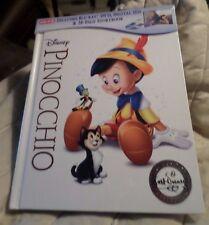 Pinocchio: Walt Disney Signature Collection -  (Blu-ray+DVD+Dig+Storybook; FS!
