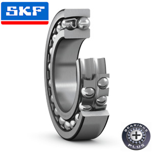 SKF 1222 K Double Row Self Aligning Ball Bearing tapered bore Size: 110x200x38mm