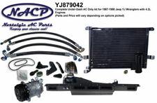 1987-1990 Jeep Wrangler YJ AC Kit 4.2L Engine