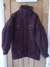 """Tenson premier down violet veste matelassée manteau taille 48 ATOA 29"""" L33"""" * C1"""