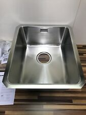NEW !!!!  UM1023 Compact 1.0 Bowl Kitchen Sink  Brushed St/Steel