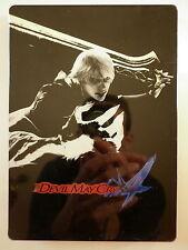 DMC Devil May Cry 4 Jeu Vidéo XBOX 360 édition collector boîtier métal