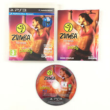 Jeu + Ceinture Zumba fitness : join the party PS3 Sur Console Playstation 3