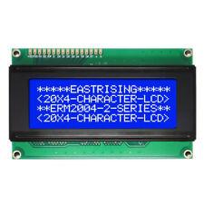 2004 20x4 Character Bleu Digital LCD Display HD44780 Module Ecran Afficheur