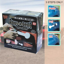 Pops-a-dent Car Body Dent Repair Tool Kit   DIY Puller Bridge Glue Gun Stick set