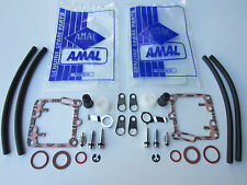 AMAL CONCENTRIC MK2 CARB CARBURETOR OVERHAUL REBUILD KIT 2928/178 TRIUMPH BSA