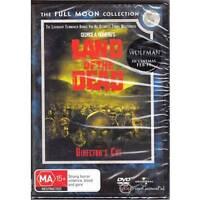 DVD LAND OF THE DEAD Simon Baker Dennis Hopper DIRECTORS CUT ZOMBIES R2+4 [BNS]