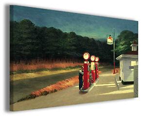 Quadro moderno Hopper Edward vol XI stampa su tela canvas pittori famosi