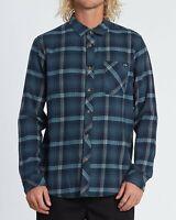 Billabong Men's Freemont Flannel Long Sleeve Shirt
