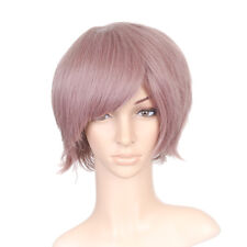 Brown Short Cut Anime Cosplay Costume Wig