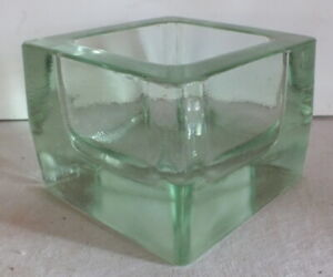 Empty Pocket Tile Glass Thick Style Lumax