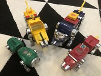 1999 Trendmasters Mighty Lion Voltron 20 Inch For Parts