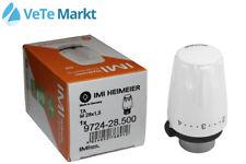 IMI Heimeier DX Thermostatkopf M28x1,5, TA RVT / Termorett TRV, 9724-28.500