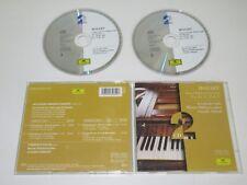 MOZART/CONCERTOS POUR PIANO AMENDEMENTS. 20,21,25 & 27/ABBADOPOLYDOR 453 079-2