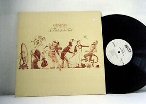 GENESIS LP A Trick Of The Tail 1976 Atco   vinyl