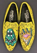 Adidas Jeremy Scott Slip On Loafers Sneakers Wings Shoes Green Size US 9  M18997