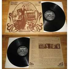 PHILIPPE DUVAL / MADAME MACHON-Amour Et Printemps Rare LP French Folk 76'