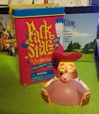 """Disney Park Vinylmation 3"""" Set 3 Park Starz w/ Tin Pirate Caribbean Pig"""