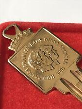 NEW Royal Wedding Charles & Princess Diana Commemorative Key box collect royalty