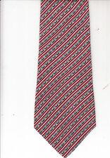 Lanvin-Paris-Authentic-100% Silk Tie-La20-Men's Tie