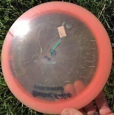 Rare Cfr Champion Trx Teerex-X 175 g Innova Disc Golf Oop 7+/10