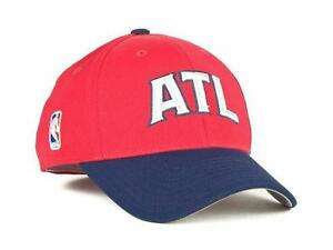 New Licensed Adidas Atlanta Hawks YOUTH Hat Sharp Lid! ATL ________B36