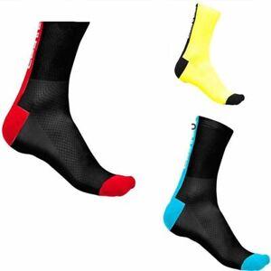 Compression Men Cycling Socks Outdoor Mount Sports Footwear Bike Socks Running