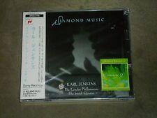 Karl Jenkins Diamond Music Japan CD The London Philharmonic The Smith Quartet