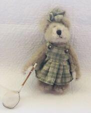 "Boyd's Bears & Friends ""Cricket"" Plush Bear Collectible Toy - Adorable!"